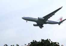 首都機場拍攝花絮