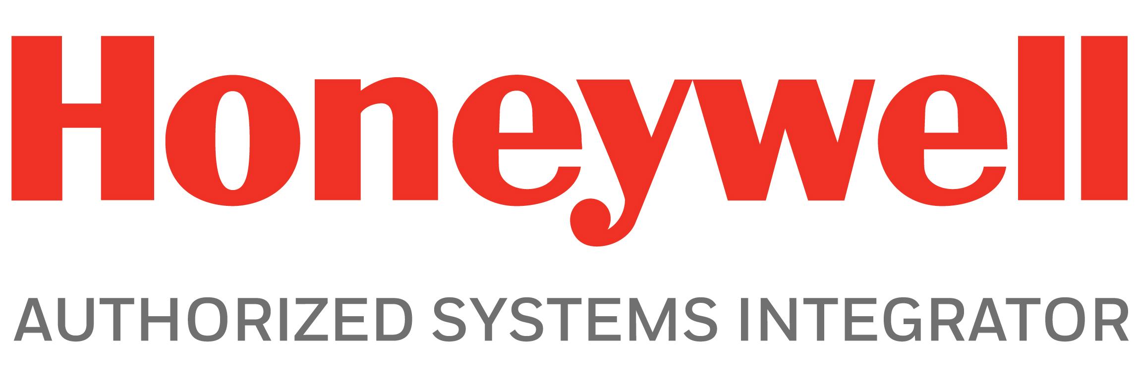 honeywell授权logo