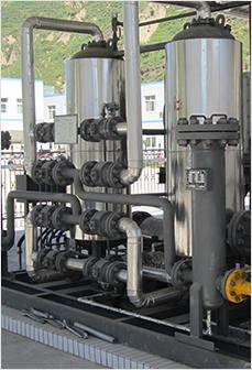 分子筛脱水装置