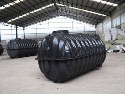 聚乙烯三格化糞池2