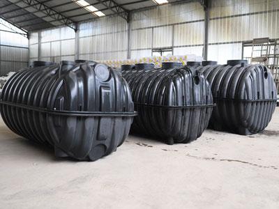 聚乙烯三格化糞池3