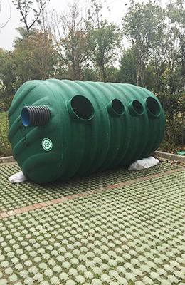 集中式污水處理一體化設備2