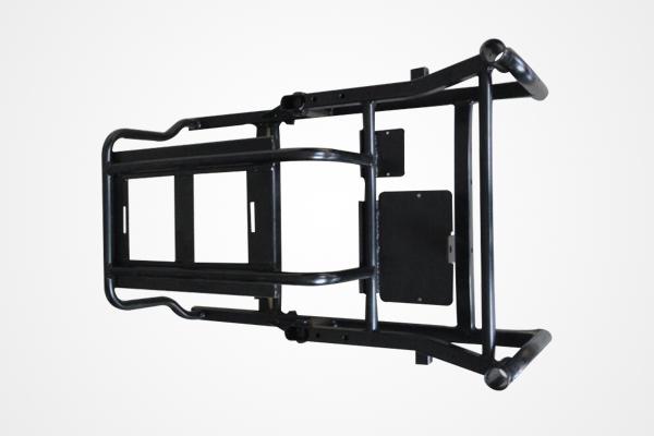 電動輪椅車車架