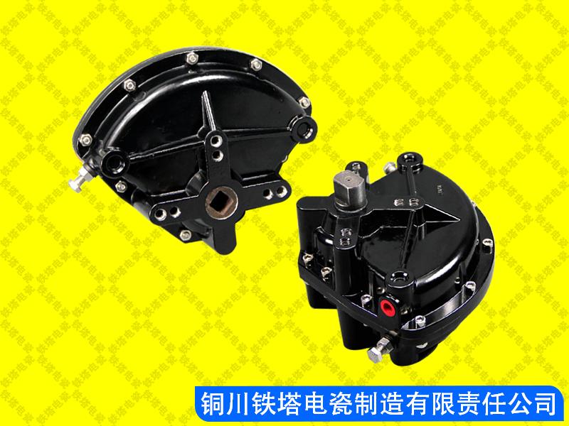 扇形气缸黑色