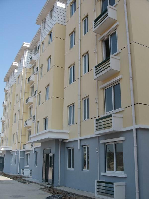 人民醫院4-住宅樓1