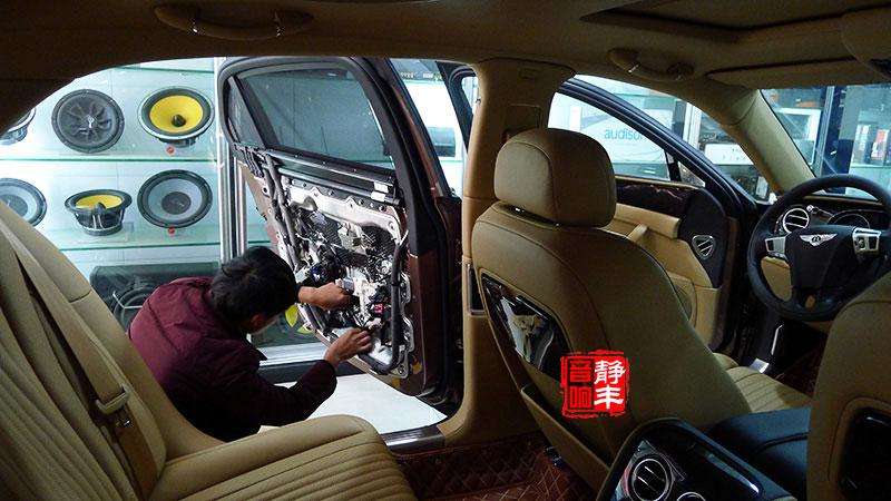 昆明汽车音响改装 昆明诗芬尼S165
