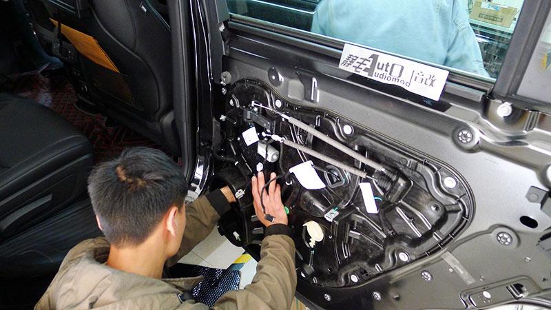 昆明汽车音响改装惠威KX165