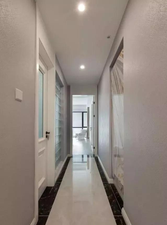 家有走廊该如何设计?把收纳和装饰都做好就行啦-微信?#35745;琠20181224133855