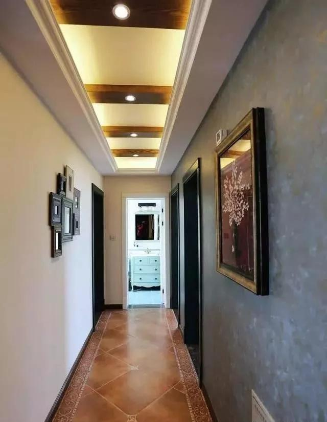 家有走廊该如何设计?把收纳和装饰都做好就行啦-微信?#35745;琠20181224133915