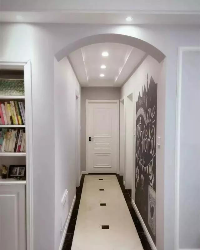 家有走廊該如何設計?把收納和裝飾都做好就行啦-微信圖片_20181224133919