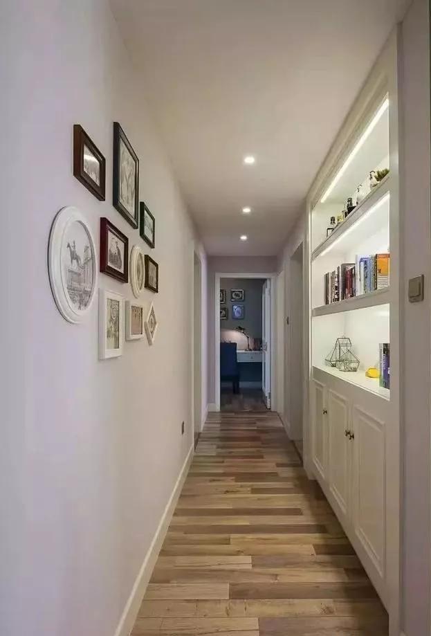 家有走廊该如何设计?把收纳和装饰都做好就行啦-微信?#35745;琠20181224133934