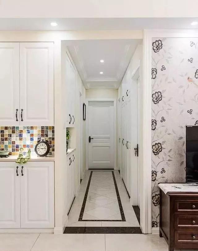 家有走廊该如何设计?把收纳和装饰都做好就行啦-微信?#35745;琠20181224133939