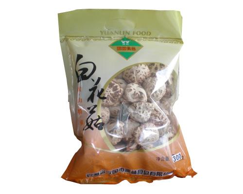 300g白花菇