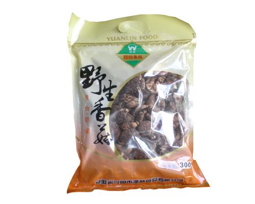 300g野生香菇