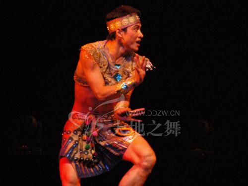 孔雀舞者2