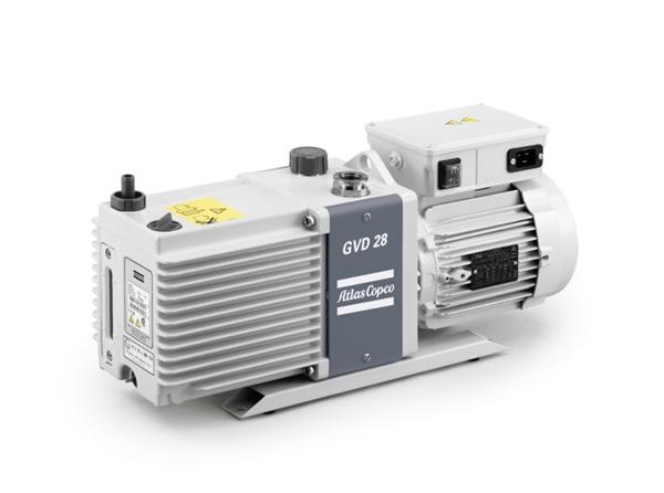 GVD18,2級油密封旋轉葉片真空泵