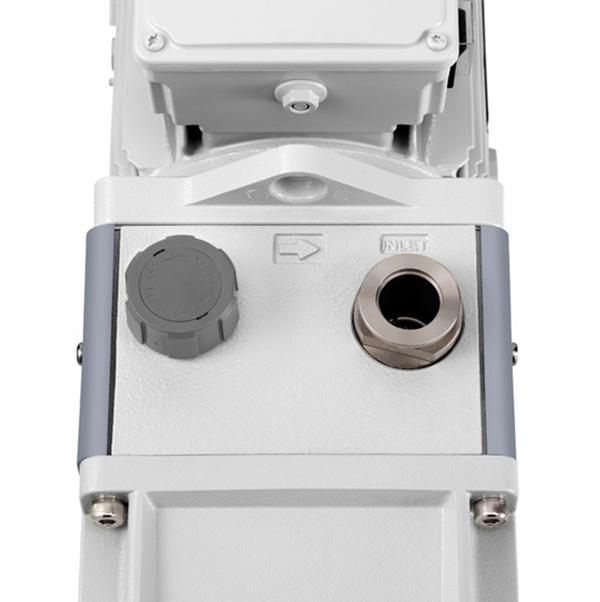 GVD18,2級油密封旋轉葉片真空泵--1