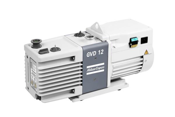 GVD18,2級油密封旋轉葉片真空泵--2