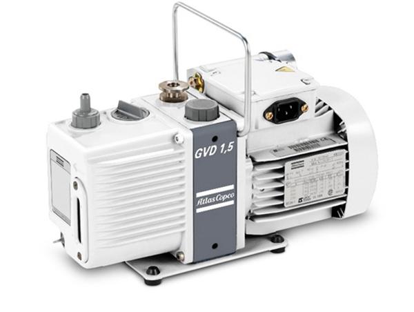 GVD18,2級油密封旋轉葉片真空泵--4