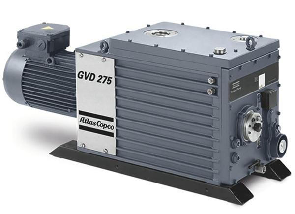 GVD275,2級油密封旋轉葉片真空泵--1