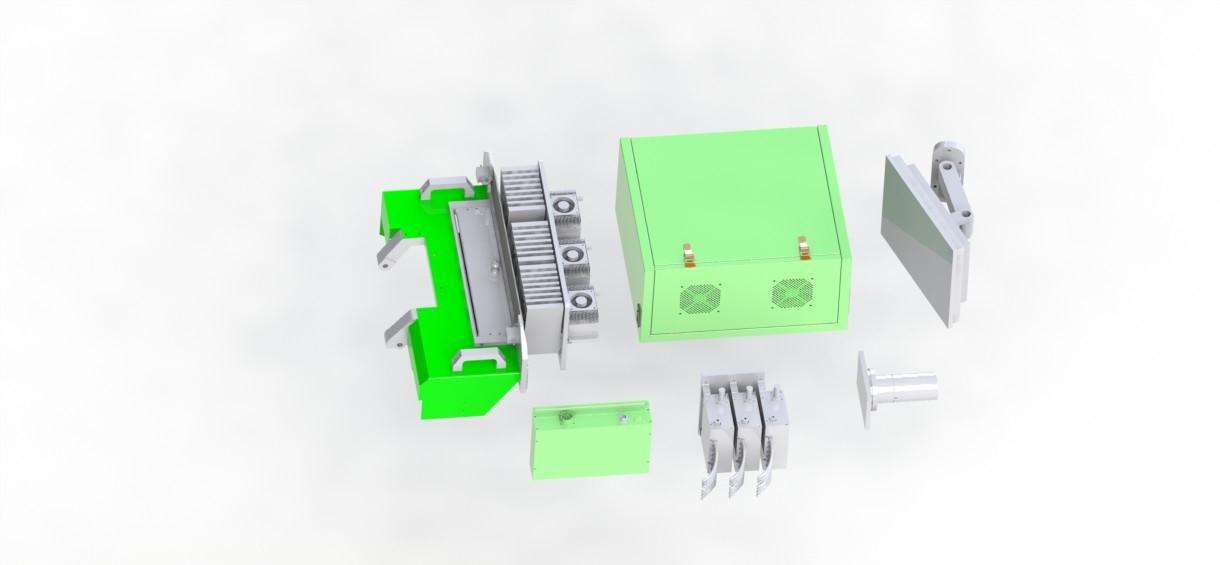 WDT下煙庫單煙支成像檢測與剔除裝置V3.0-2