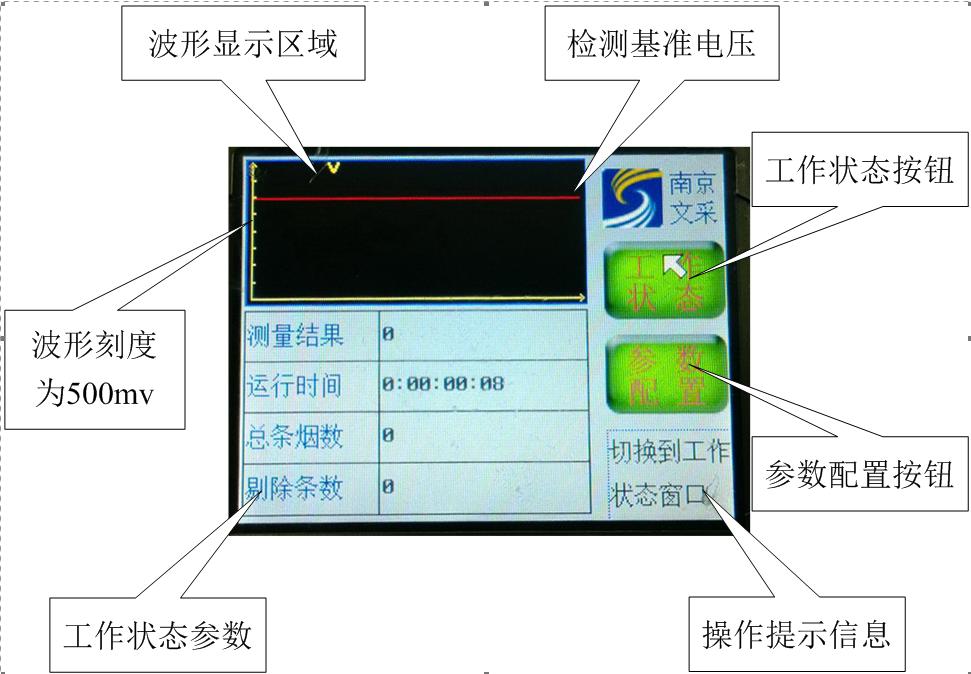 WGX系列條煙缺包檢測裝置6