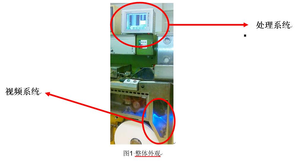 WPY系列盤紙在線檢測裝置2