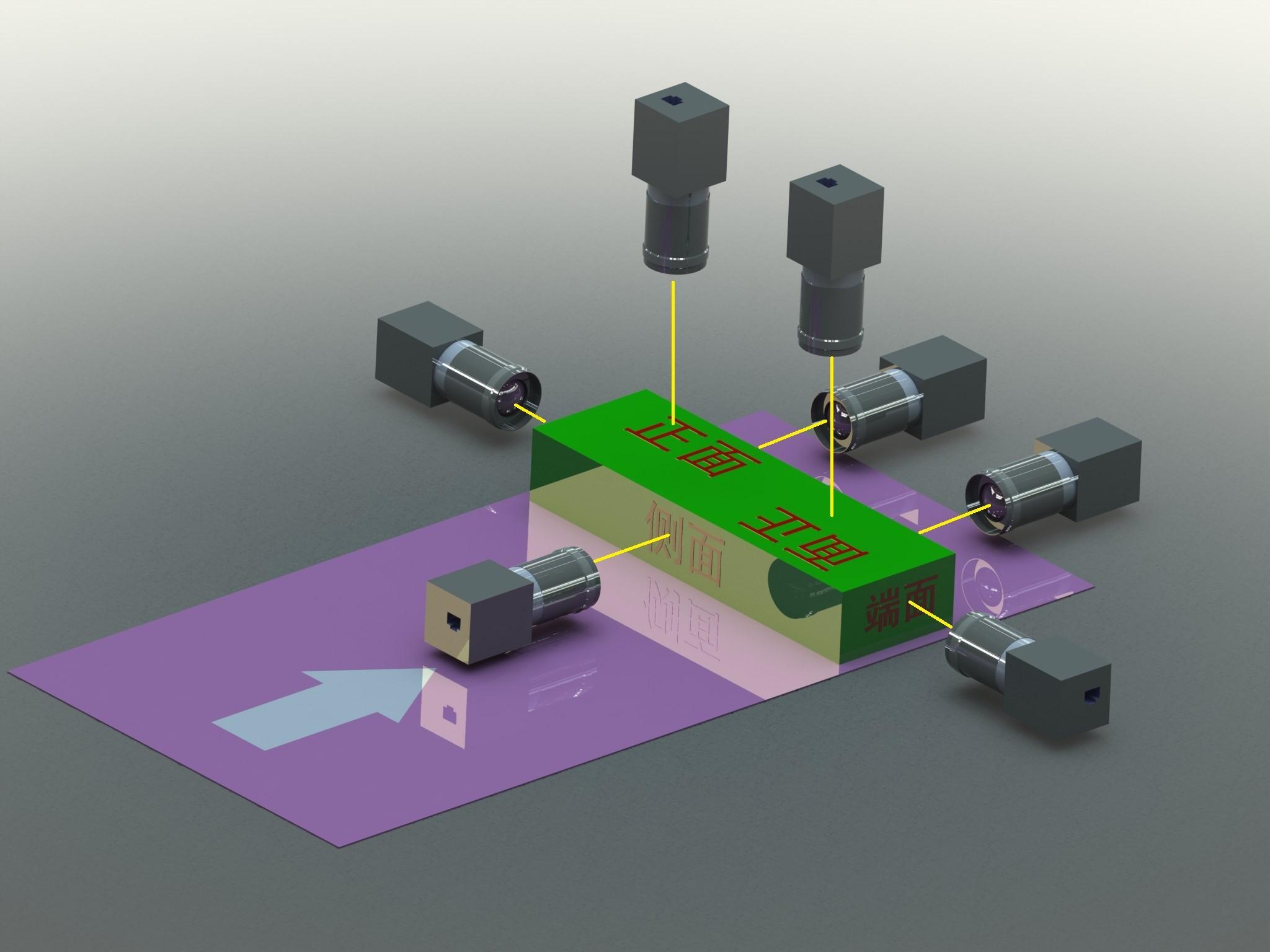 WPI系列条包包装检测装置1