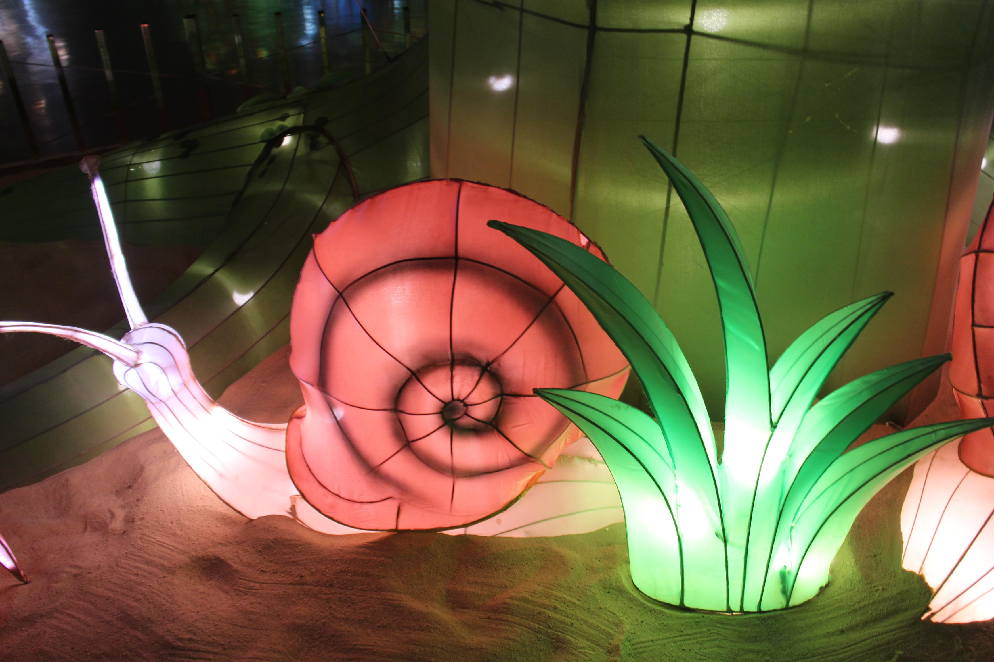 灯光艺术展