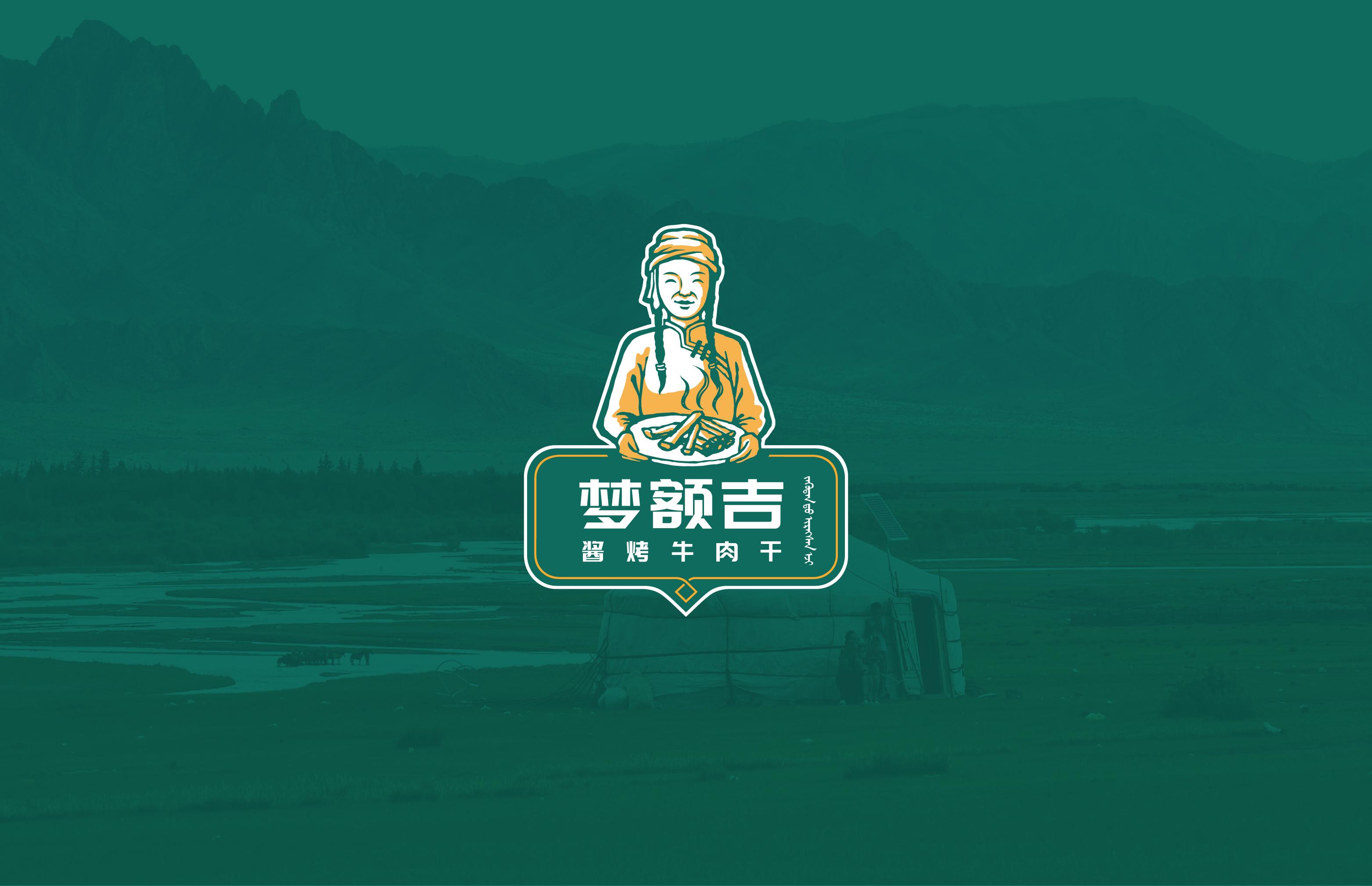 夢額吉logo