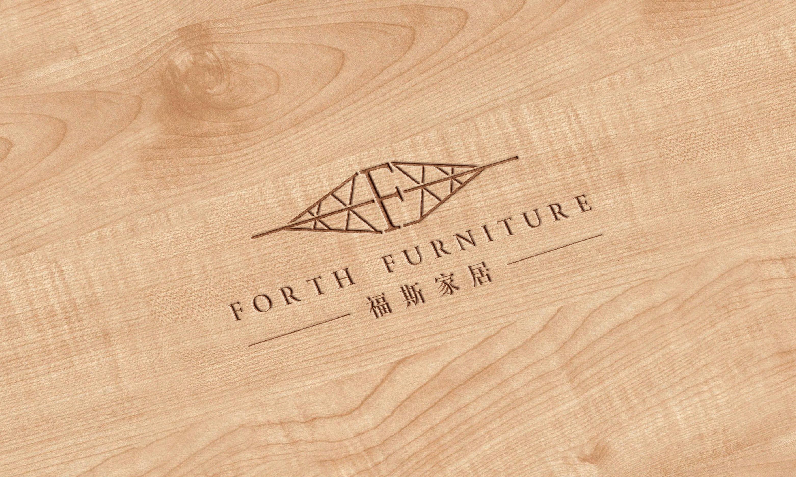 福斯家居logo