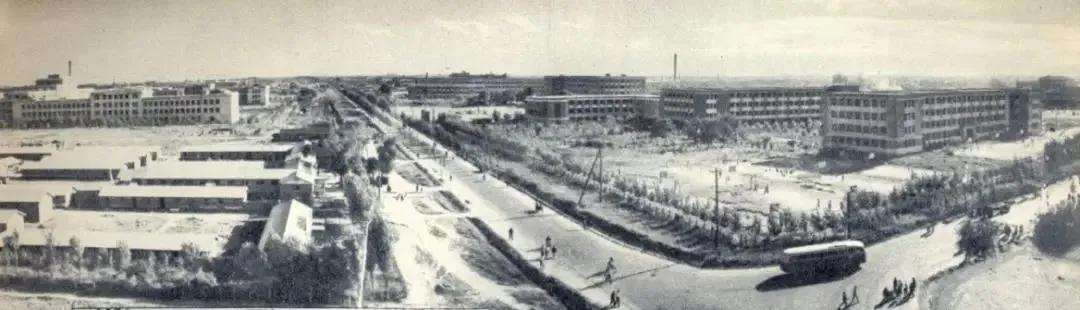 歷史上的學院路
