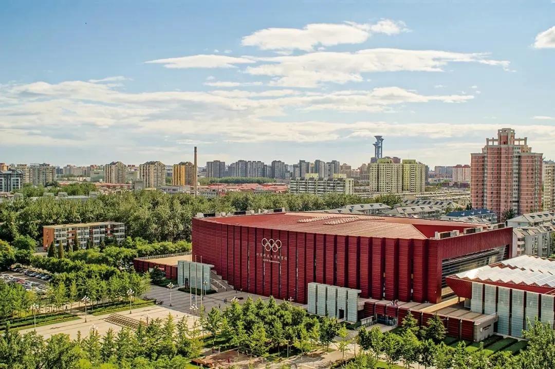 北科大奧運體育館