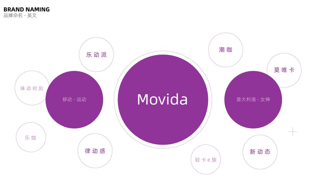 movida品牌命名