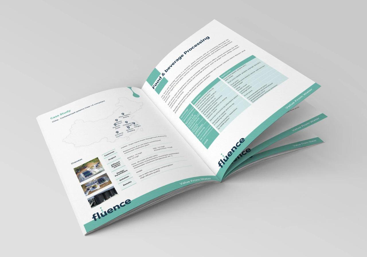 fluence宣傳手冊