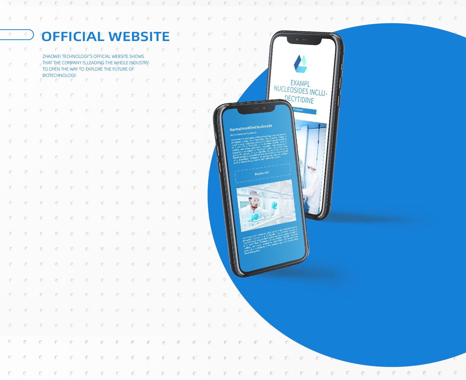 兆維科技網站設計