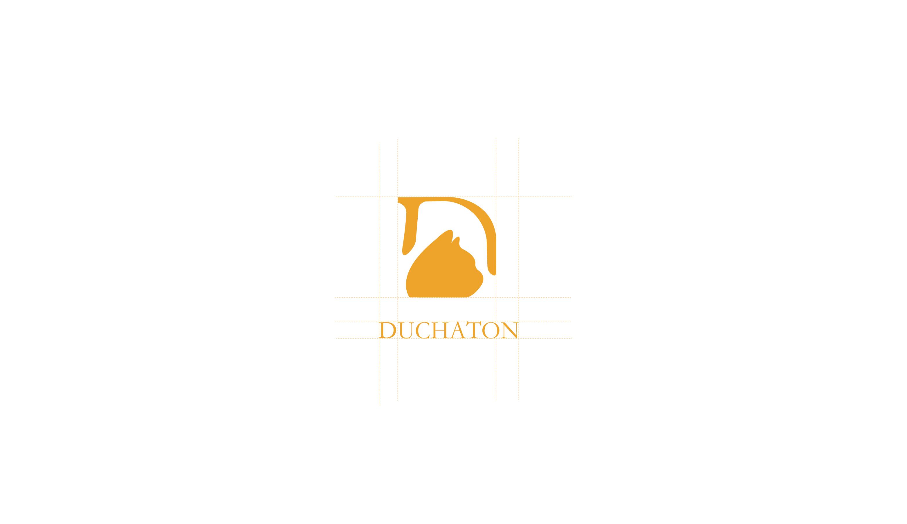 duchaton貓公爵logo