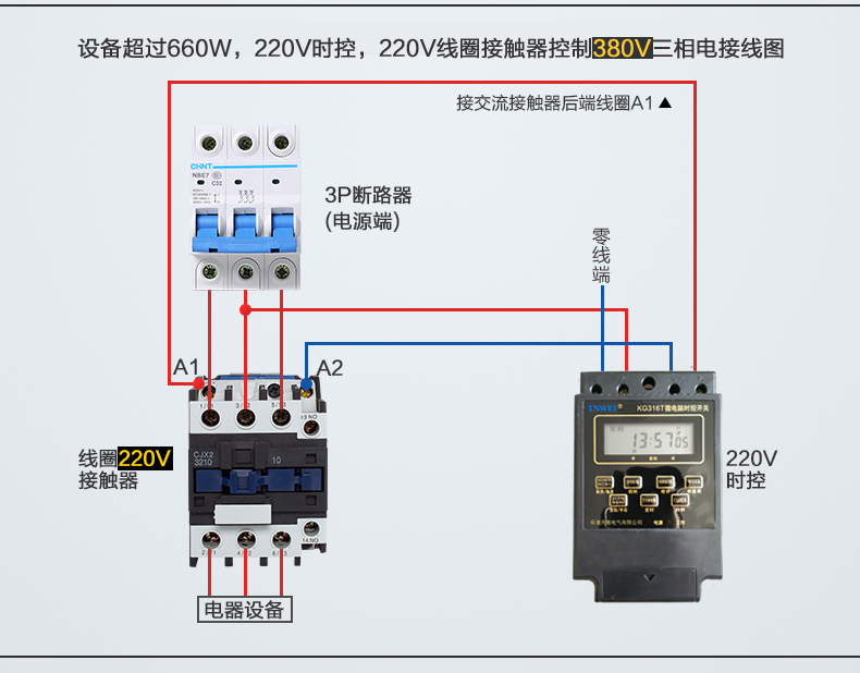 時控接線2