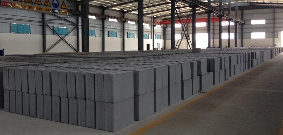 華東地區最大的磷石膏砌塊生產基地--安徽雙特新型建材有限公司!3