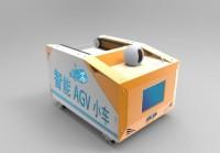 智能AGV小車