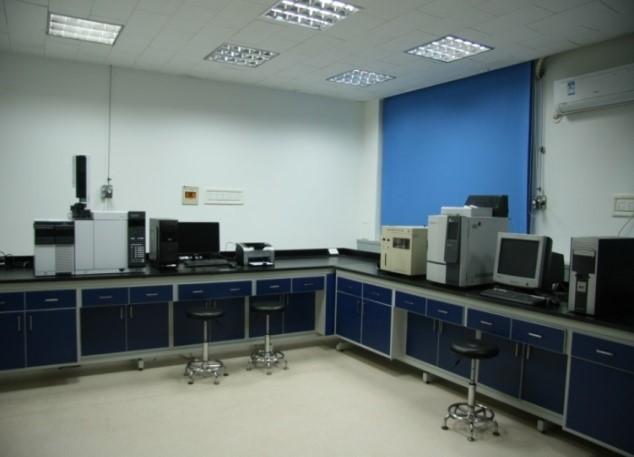 色譜分析室照片