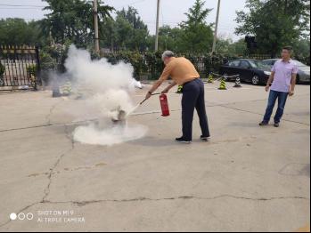 科方消防演習6