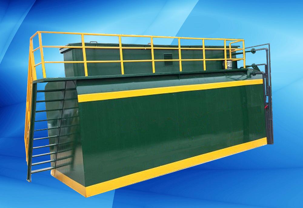 分數式雙膜法污水處理器-DR-A-100