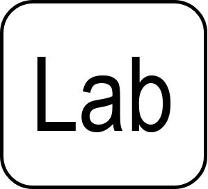实验室设备图标