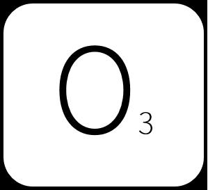 臭氧发生器图标