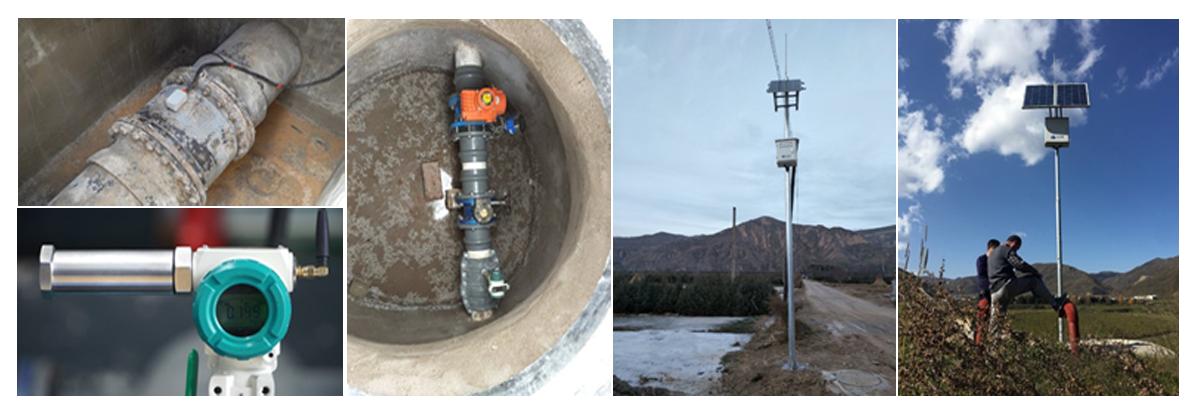 供水管网监控