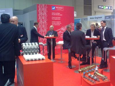 德国汉诺威工业博览会东华集团隆重参加