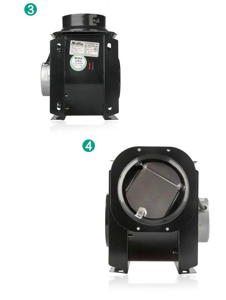 绿岛风节能静音型分体管道换气扇-12