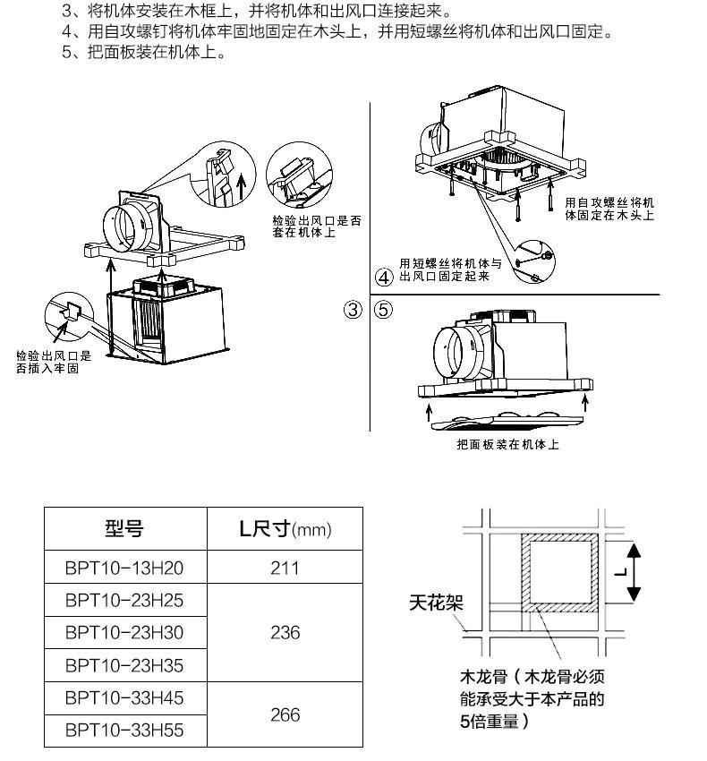 绿岛风炫风管道式换气扇-14