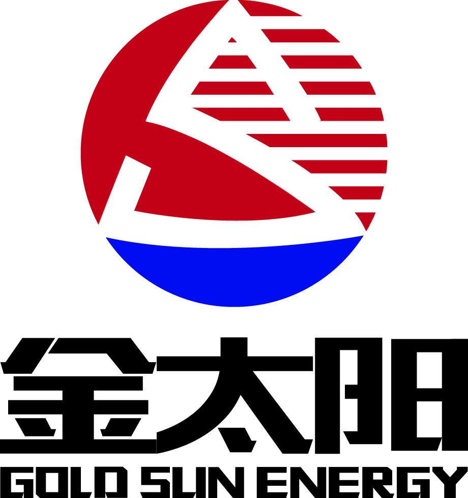 金太阳能源logo